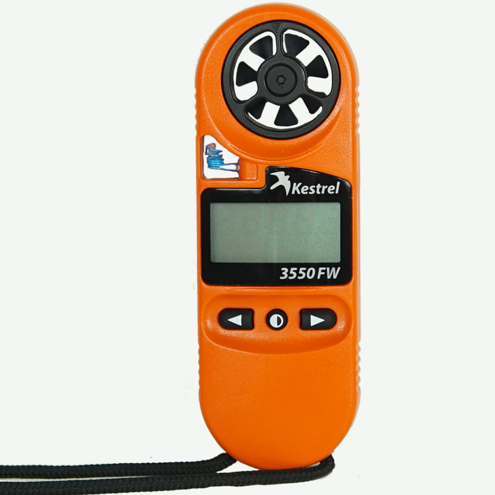 3550FW Fire Weather Meter Image