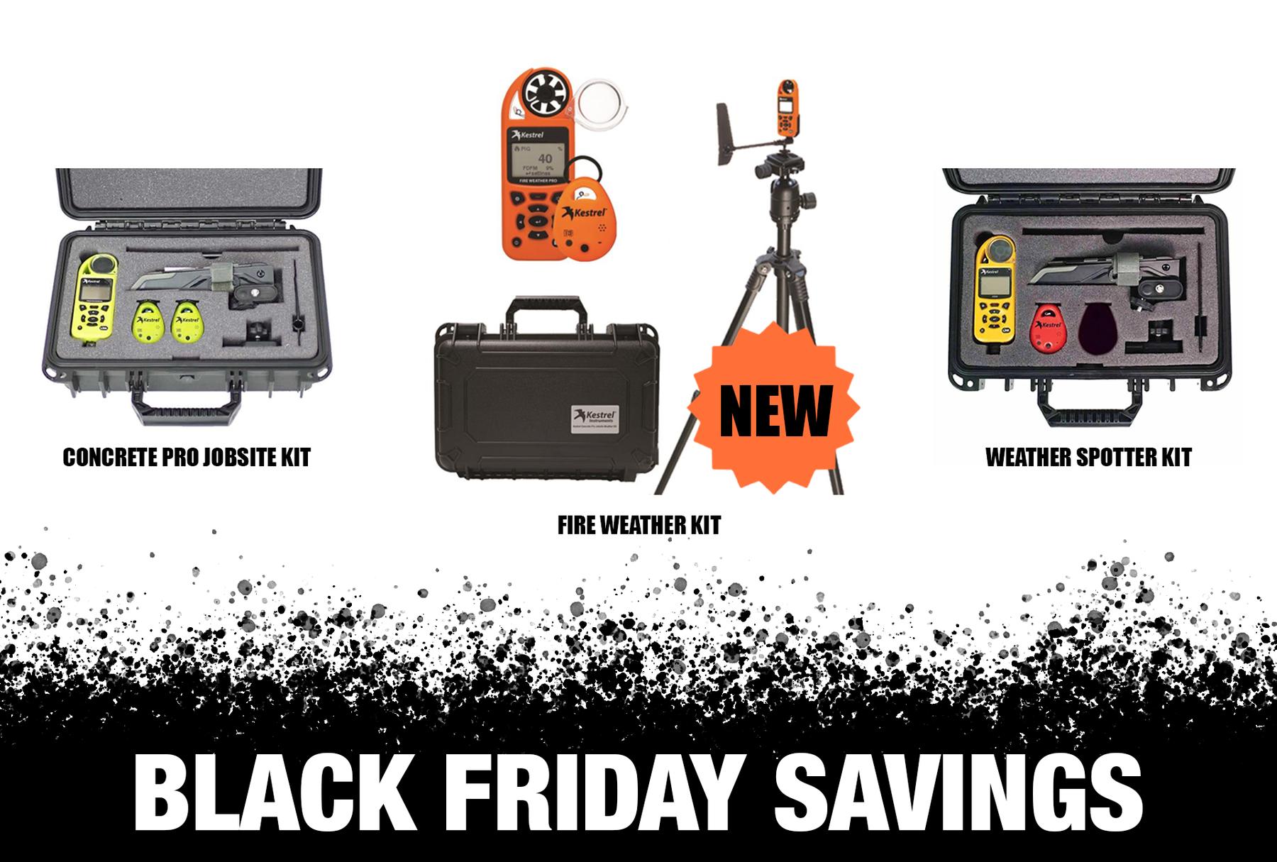 Black Friday Savings Kits