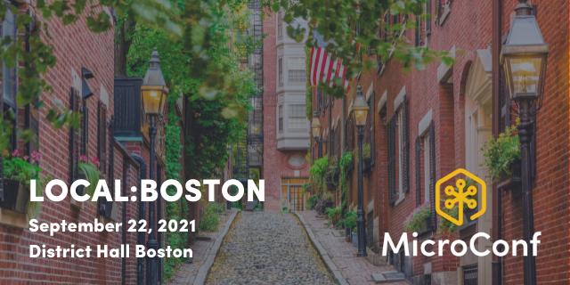 MicroConf Local: Boston