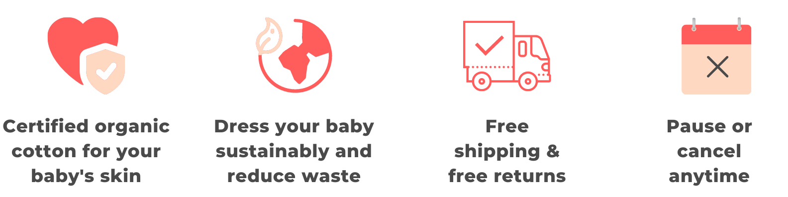UpChoose | Organic Baby Clothes Delivered to Your Door at a Fraction of the Price.