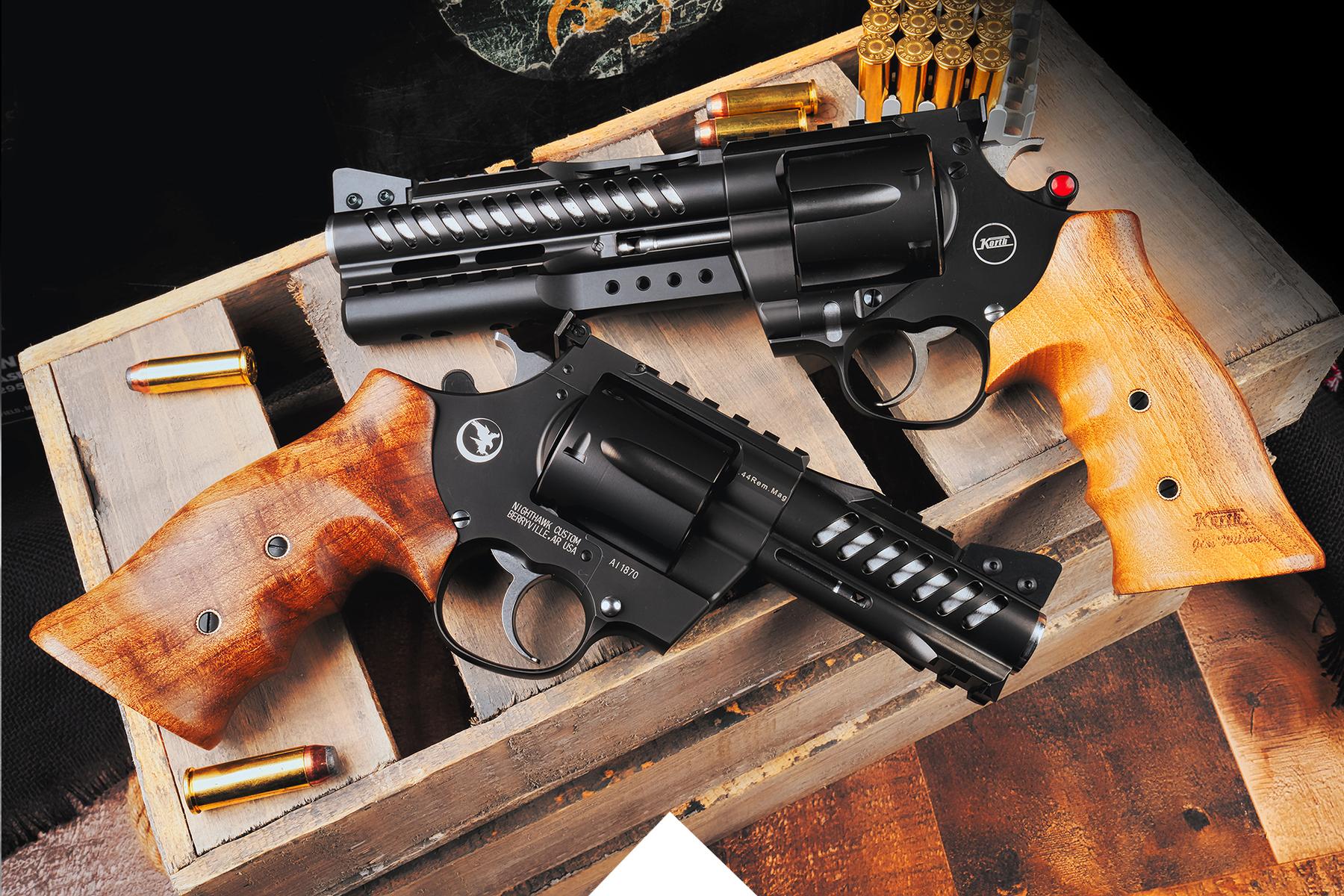 RESERVE GUNS